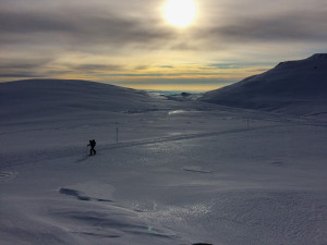 21-22 ianuarie – Ski de tura in Bucegi-1